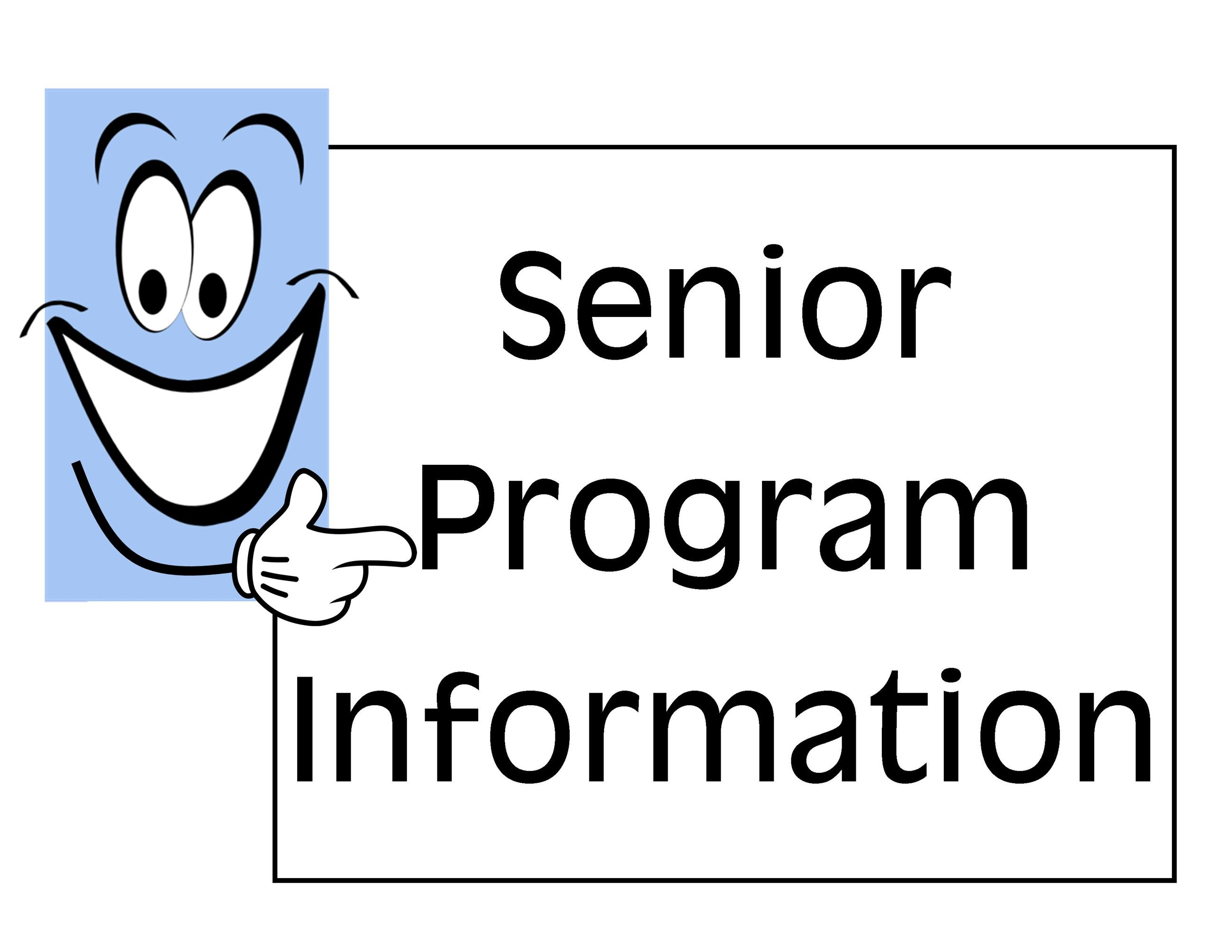 Senior Information button - Lewy